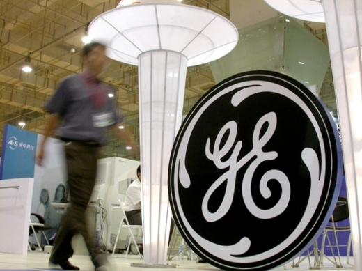ge general electric logotipo