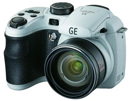 ge maquina fotografica digital x5