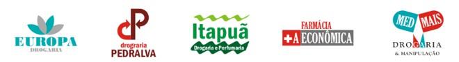 logomarcas e logotipos para farmacias drogarias
