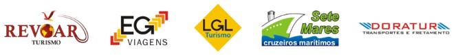 logomarcas logotipos empresas turismo