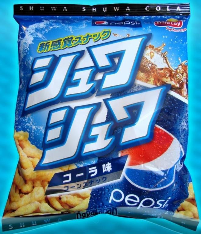 embalagem salgadinho cheetos sabor pepsi
