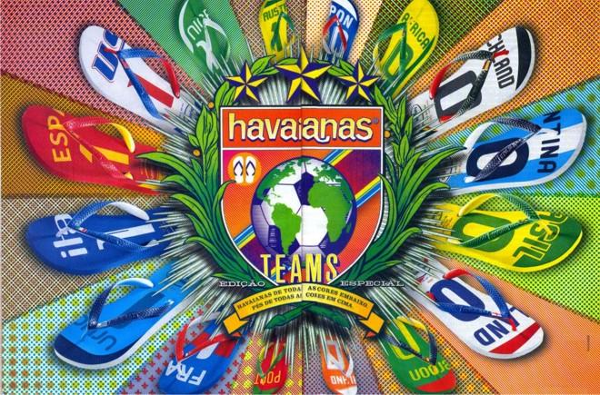 havaianas propaganda