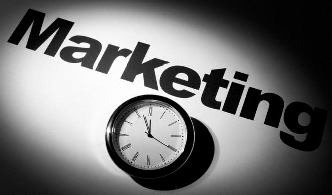 marketing conceito e marcas