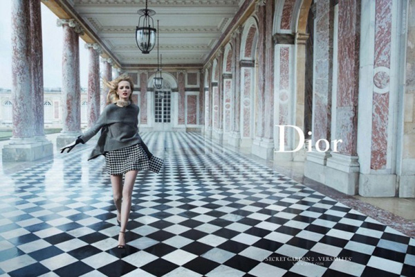 propaganda christian dior fashion luxo