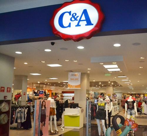loja c&a shopping