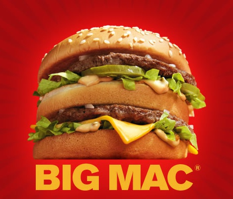 propaganda cartaz big mac