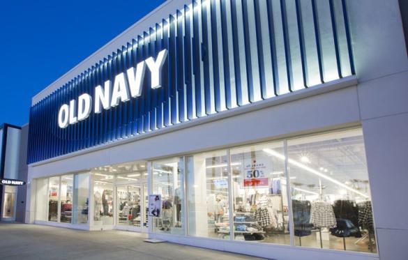 loja old navy