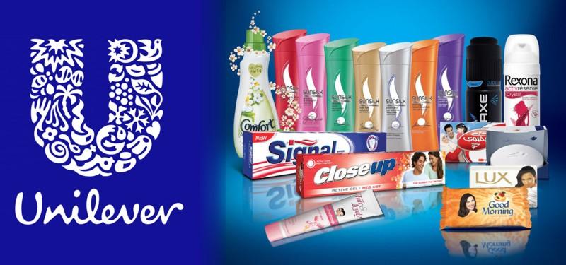 produtos unilever