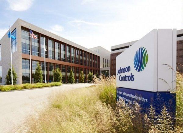 johnson controls empresa