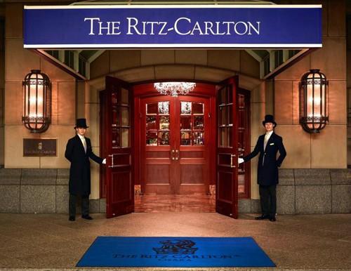 hotel ritz-carlton turismo 5 estrelas