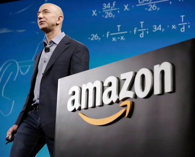 jeff bezos amazon pensamento