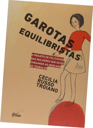 capa livro garotas equilibristas