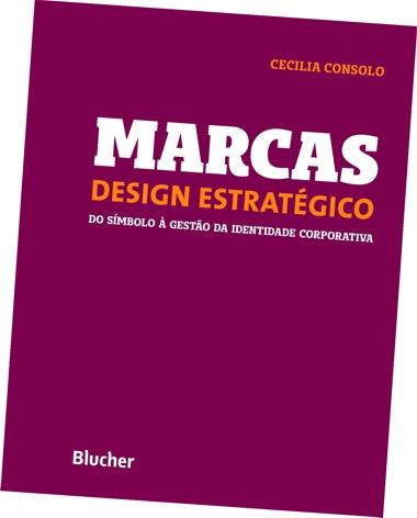 capa livro marcas design estratégico